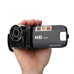 Video Camcorder Vlog Camera Full HD 270 Degree Rotation 2.7in 720P 16X Digital Video Camera Anti-shock DV Camcorder