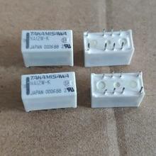 NA3W-K NA5W-K NA12W-K NA24W-K Signal Relay 2A 8 Pins