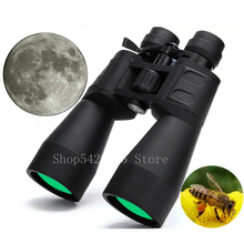 10-380X100 High Magnification Long Range Zoom 10-60 Times Hunting Telescope Binoculars HD Professiona Zoom