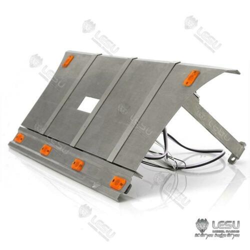lesu rc placa de metal saia lateral 02