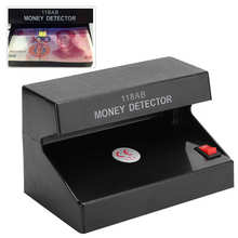 Bill-Tester Bank Note Uv-Money-Detector Currencies Counterfeit of Foreign Passports Portable