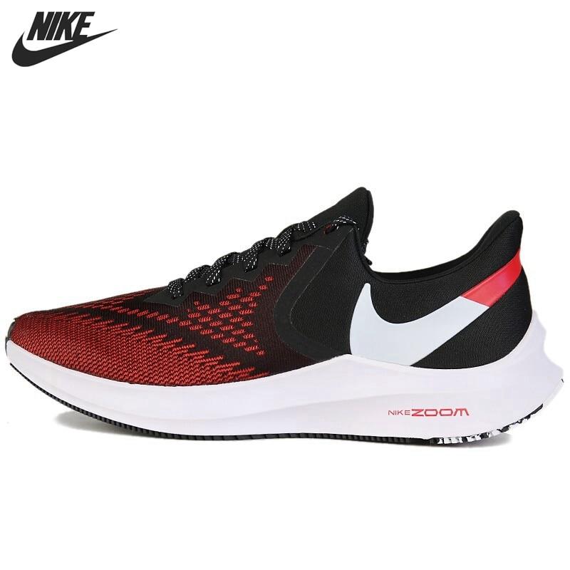 Original New Arrival  NIKE ZOOM WINFLO 6 Men's Running Shoes Sneakers