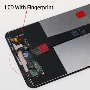 Image 5 - 100% Originele LCD Met Frame Voor Huawei P20 EML L09 EML L22 EML L29 EML AL00 Lcd Touch Screen Digitizer Vergadering Vervangen