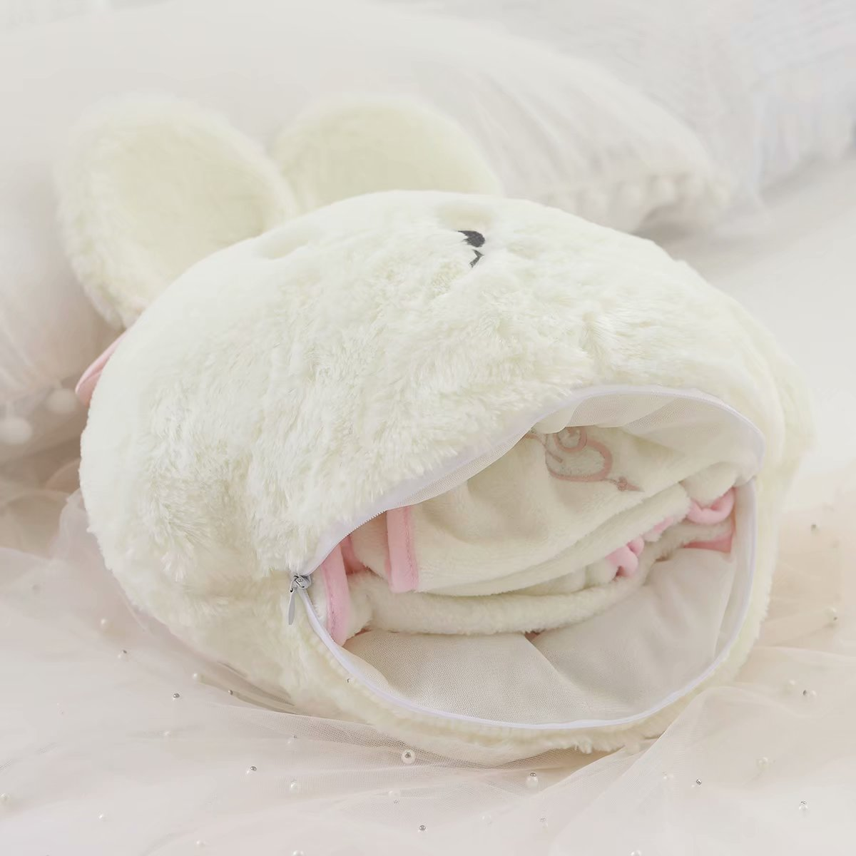almofada de pelúcia macia para a menina presente de aniversário
