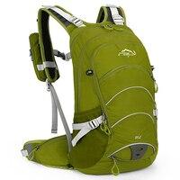 20l ergonômico portátil à prova dwaterproof água bicicleta mochila ventilar escalada ciclismo viagem correndo mochila esportes ao ar livre sacos de água
