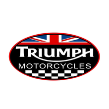 13cm TRIUMPH Sticker Funny Car Reflective Decal Waterproof Car Stickers Car PVC Styling