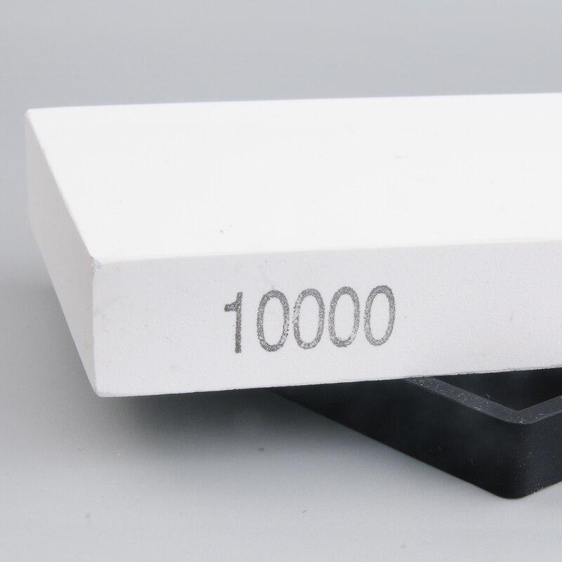 4PCS SET 240 400 1000  5000 10000 grit professional whetstone knife sharpener sharpening stone knife honing edge polising blade