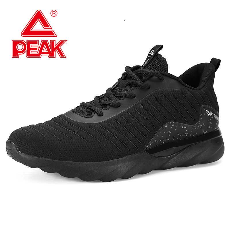 Tepe erkekler spor ayakkabılar Ultra hafif hız nefes spor ayakkabılar egzersiz ayakkabısı kolay esnek hafif köpük taban Sneakers