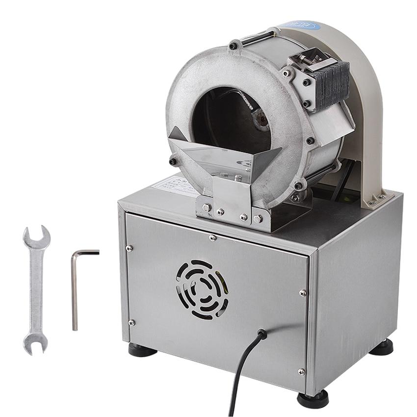 5-6kg/min Electric Food Vegetable Cutting Machine Cutter Slicer Cabbage Chilli Potato Onion Slice/Strip Cutting Machine 220Model