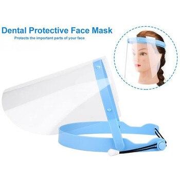 Niebieskie piękno porta mascarilla Unisex wielokrotnego użytku zmywalny maska przeciwpyłowa Pad 3D uchwyt maska uchwyt chłodzenia mascarillas negra
