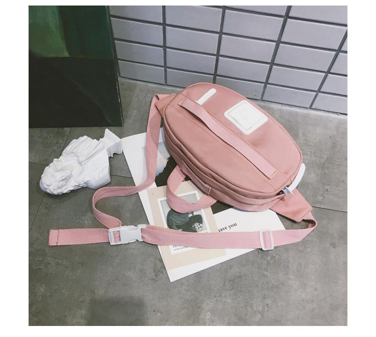 Menghuuo Waist Bag Women Fanny Packs Belt Bag Luxury Brand Nylon Chest Handbag 5 Colors 2018 New Fashion Hight Quality Waist Bag_39-2_04