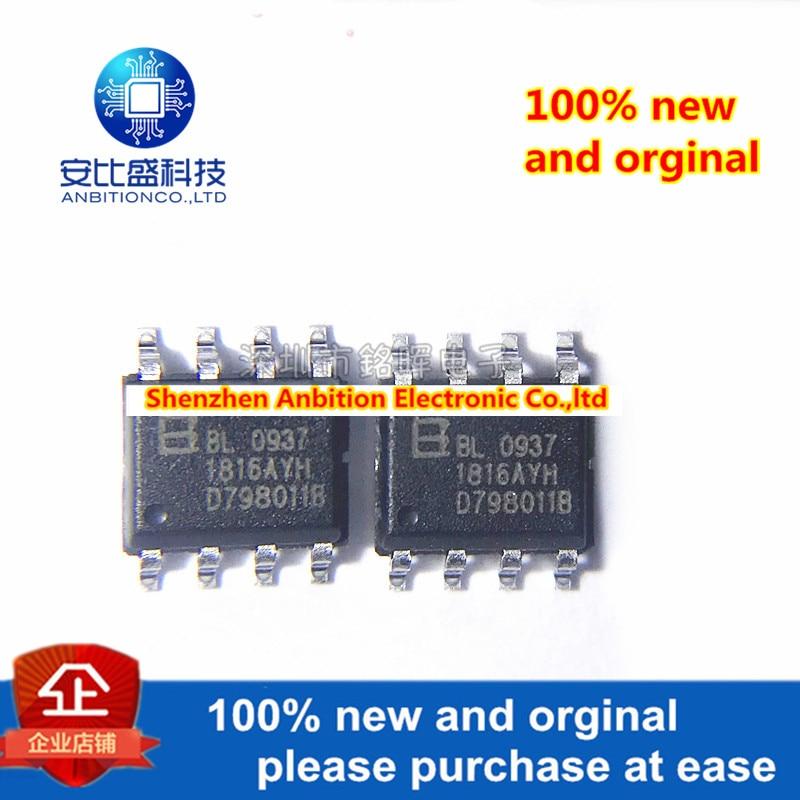 10pcs 100% New And Orginal BL0937 SOP8 Internal Clock Single Phase Socket Meter Measuring Chip Built-in Oscillator Active Intock