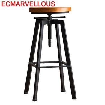 Sedie Industriel Silla Sedia Sgabello Barhocker Taburete La Barra Shabby Chic Tabouret De Moderne Hocker Moderne Cadeira Bar Stuhl
