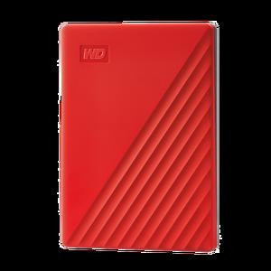 Image 4 - Western Digital WD mój paszport™1TB 2TB 4TB zewnętrzny dysk twardy WD Backup™Oprogramowanie i ochrony hasłem 3 rok gwarancji