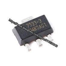 10pcs/lot Original HOLTEK HT7333-3 low dropout linear regulator (LDO) SOT-89