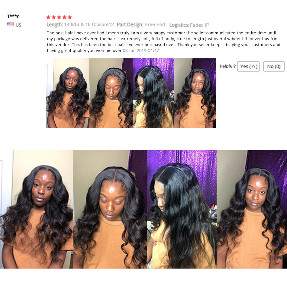 Peruvian Body Wave Hair Extensions 100% Human Hair Weave Bundles Natural Color Shuangya Remy Hair Weave 10\