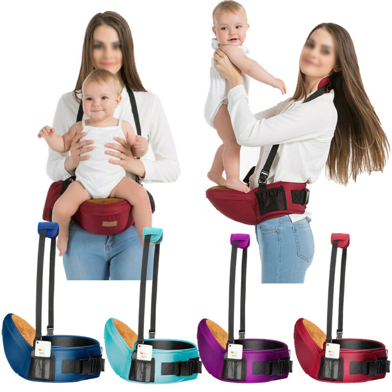 2020 New Baby Carrier Waist Stool Walkers Kids Sling Hold Belt Backpack Infant Hip Seat