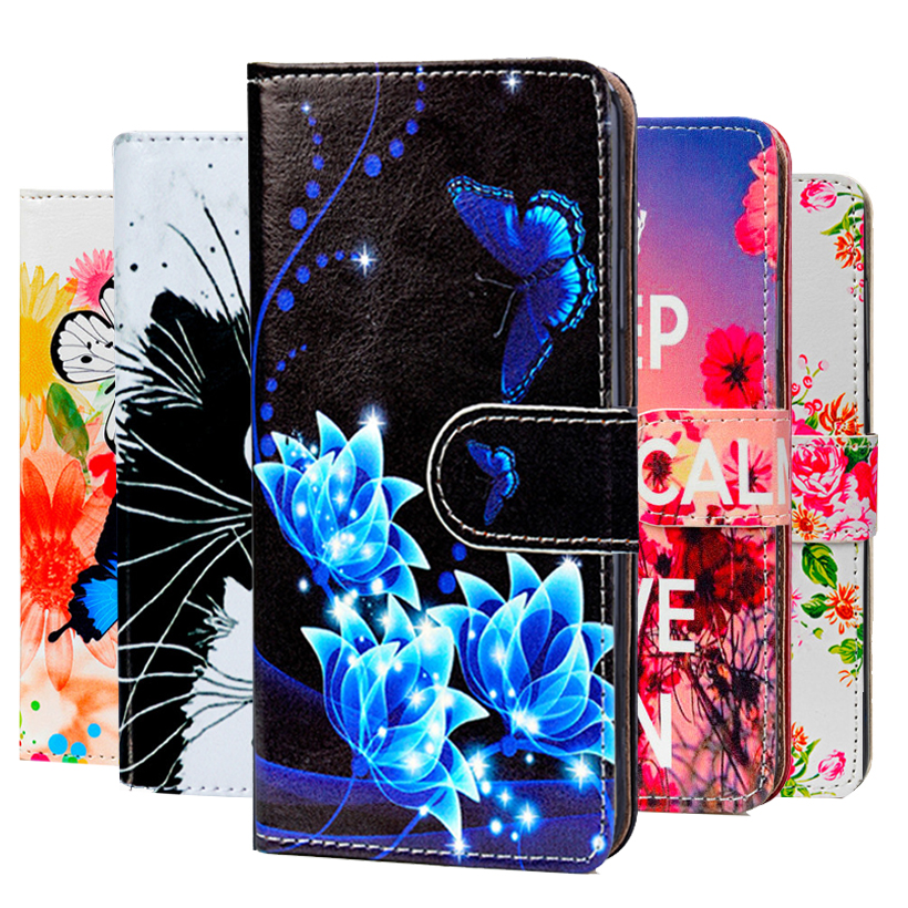 Wallet Coque Flip Case For Fundas <font><b>Alcatel</b></font> 1 1C 1X 1S 2019 5003D <font><b>5008Y</b></font> 1V 2020 5033D 5009D 5059D 5001D 5024D Back Cover Capa image