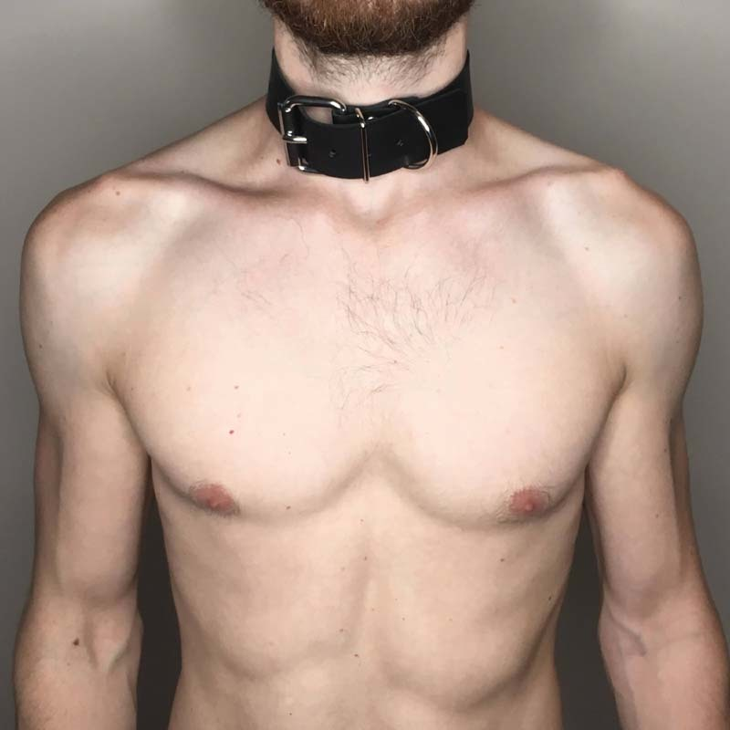 Fetish Men Gay Neck Harness Belts Leather Body Cage Arm Harness Strap Male Punk Rave Accessories For BDSM Bondage Gay Sex