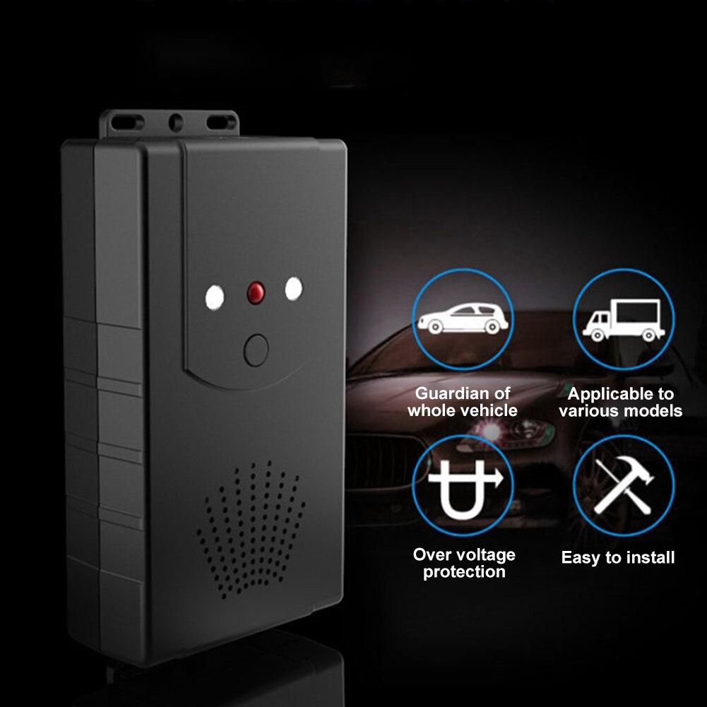 12V Prevent Marten Shock For Car Rodent Rat Mouse Repeller Mice Mouse Repellent Cars Engine Compartment Pest Control