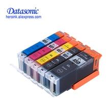 DAT compatible ink cartridge for Canon PIXMA ip7240 MG5440 MG6340 MG6440 MG7140 mg7540 Ix6540 iX6840 Ip8740 MX924 pgi450 pgi-450