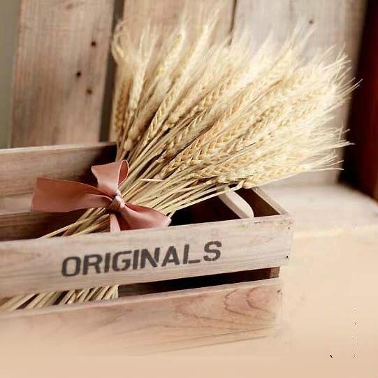 50 шт. Pampas трава украшение для дома пшеничный сухой букет зерно украшения пшеничная домашняя мебель Ресторан