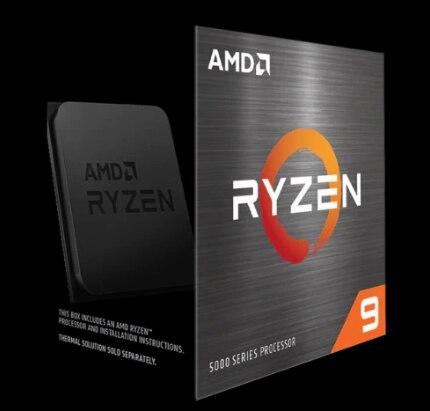 [해외] 새로운 AMD RYZEN 9 5900X R9 3.7 GHZ 12 코어 24 스레드 CPU 프로세서 7NM - 새로운 AMD RYZEN 9
