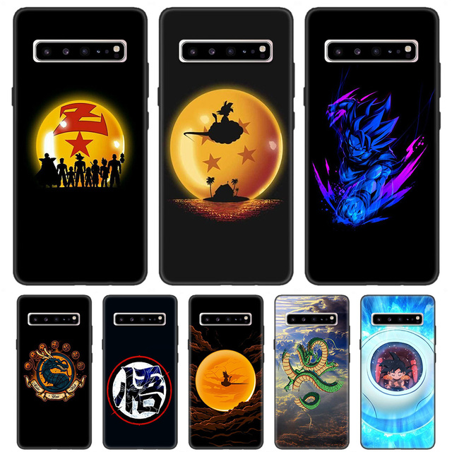 DRAGON BALL Soft Silicone Case Cover for Samsung Galaxy Models