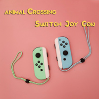 Switch Joy Con animals Crossing Wireless Joycon Controller For Nintend Switch NS Controller JoyCon L R