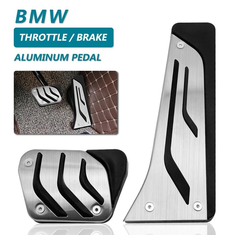 LHD Color Name : Black at Furong Car Gas Brake Foot Pedals Pedal Cover Fit for BMW F30 F10 F20 E34 E39 E90 E60 E63 F12 E84 F25 1 3 5 6 X1 X3 X5 Series