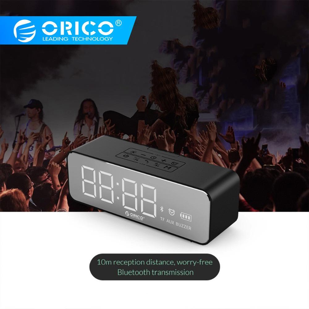 Haut-parleur Bluetooth ORICO haut-parleur Portable sans fil stéréo Boombox étanche bluetooth boombox haut-parleur portable avec alarme