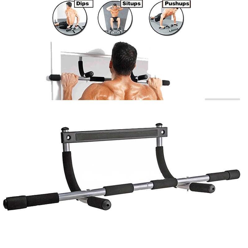 Barre d'entraînement de barre horizontale de forme physique d'intérieur barre de traction de traction équipement de gymnastique de Sport équipement d'exercice de forme physique en plein air à la maison