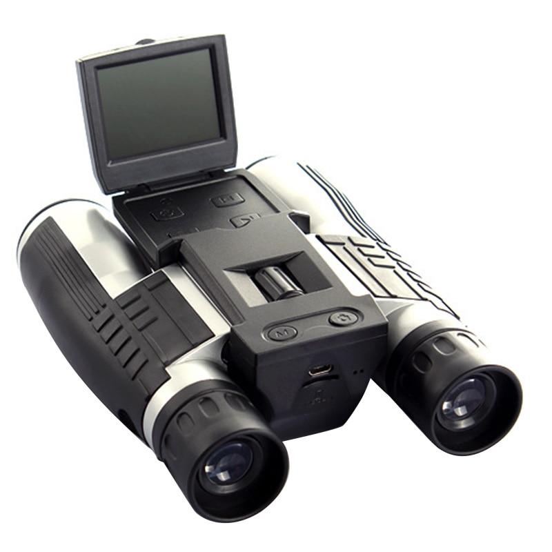 Digital Binoculars Camera Telescope LCD Display Video Photo Recorder for Watching Bird Football Game Concert EM88 1