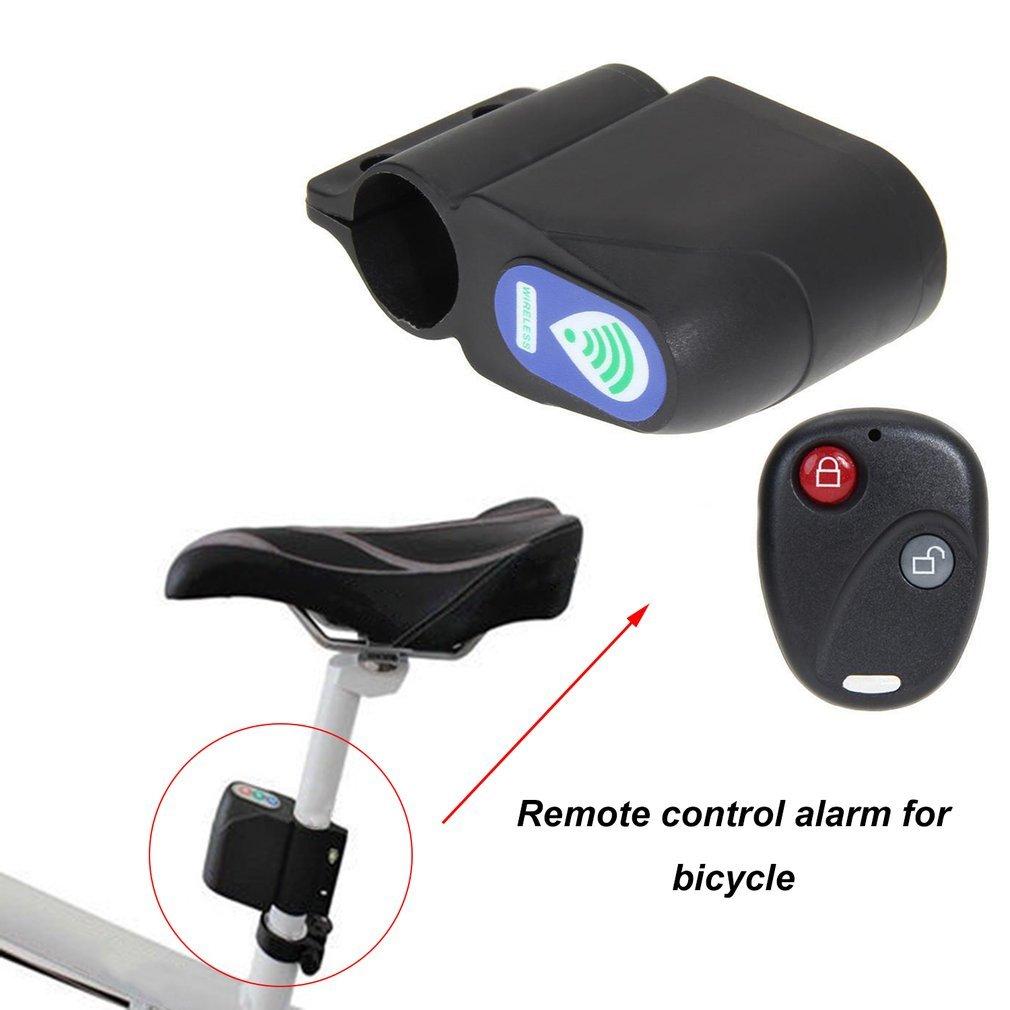Велосипедный Замок Противоугонный пульт дистанционного управления Горный Дорожный велосипед отличный велосипедный замок безопасности