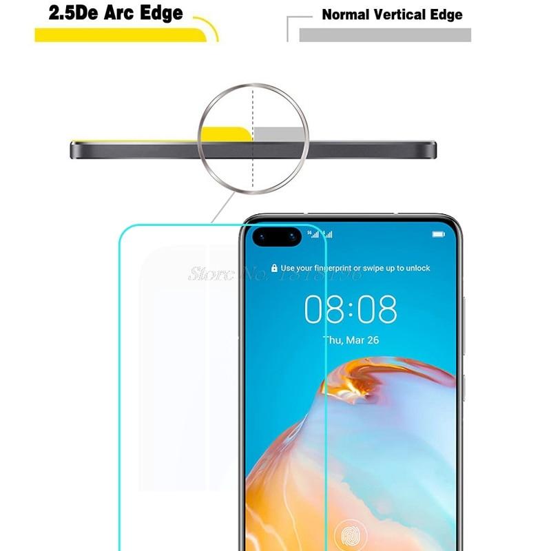 Για Huawei P40 ANA-AN00 Tempered Glass Γνήσιο - Ανταλλακτικά και αξεσουάρ κινητών τηλεφώνων - Φωτογραφία 3
