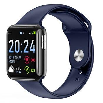 V5 Smart Watch Band color screen heart rate blood pressure SPO2 wristband PPG ECG waterproof Bluetooth sport bracelet men watch