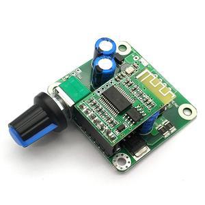 Image 2 - بلوتوث 4.2 TPA3110 15 واط + 15 واط الرقمية ستيريو الصوت مكبر كهربائي لوحة تركيبية 12 فولت 24 فولت سيارة ل سماعات USB ، المحمولة المتكلم