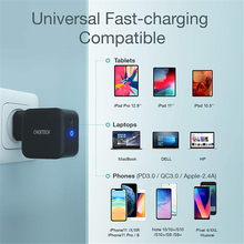 Choetech PD 61W USB C Charger 3.0 Type Quick Wall Power Supply for MacBook Pro/Air iPhone 11 Pro Max/iPad