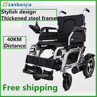 Cheapest Lightweight Useful Super Light Travel Electric Wheelchair With Lithium Battery