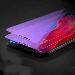 Image 4 - Matte Gehärtetem Glas Für Xiaomi Mi 8 8SE 8PRO 8 lite Frosted Anti blue Ray Screen Protector Für Xiao mi 8 pro Schutz Glas