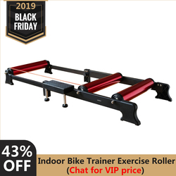 Bike Training Station Indoor Fold Bicycle Cycling Exercise Station Fitness Roller Bike Trainer Roller Training Tool