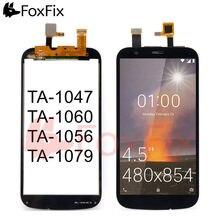 FoxFix תצוגה עבור Nokia 1 LCD תצוגת N1 TA 1047 TA 1060 TA 1056 TA 1079 מסך מגע עבור נוקיה 1 LCD מסך החלפת חלקים