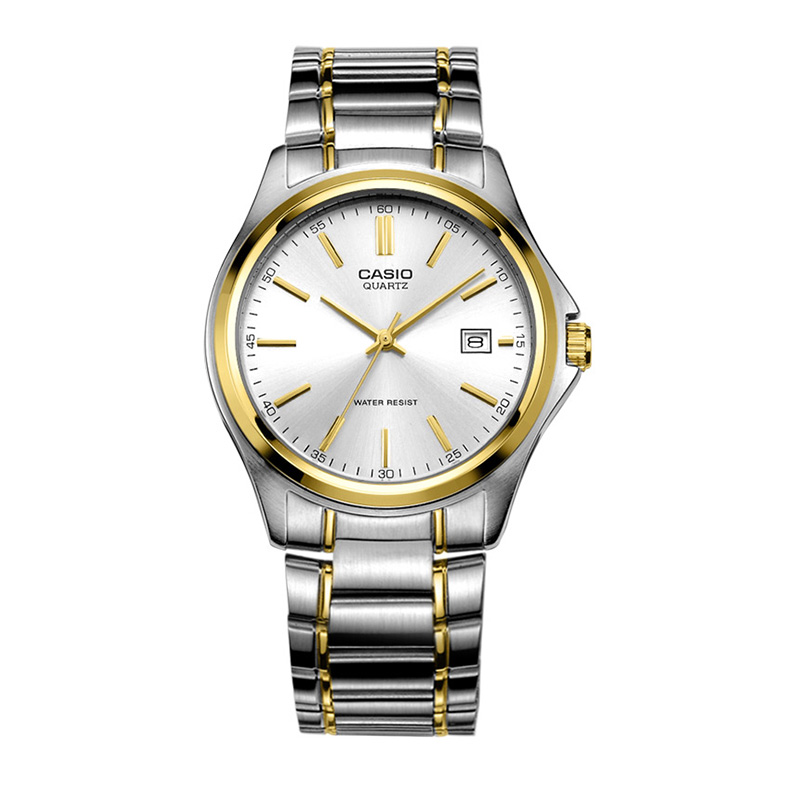 Casio pointer series fashion casual quartz male watches MTP-1183G-7A