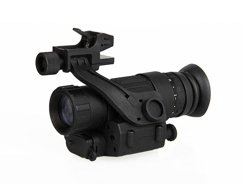 Eagleeye PVS14 Âmbito Monocular de Visão Noturna 200M Intervalo IR Infrared Gun Caça Scope com o Monte Mira de Visão Noturna NV gs27-0008