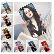 lana del rey Novelty Fundas Phone Case Cover for oppo r11 r11s plus r15 r17 r17pro case(China)