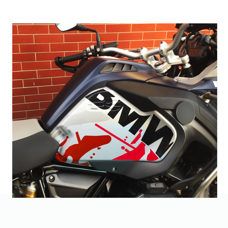 BMW S1000XR Personalised Stickers Motorrad Graphics Kit 2015 2016 2017 2018 2019