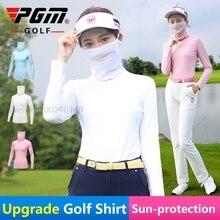 Shirts Long-Sleeved Ladies Womens Summer Silk Tops Sunscreen Bottoming Cool Sports-Team
