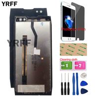 Touch Screen LCD Display For Doogee S50 LCD Display Touch Screen Digitizer Sensor Screen Assembly 5.7'' Mobile Tools Gift