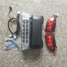 Испытательная система освещения, Клубная электрическая тележка для гольфа, осветительный комплект, система освещения, аксессуары для гольфа