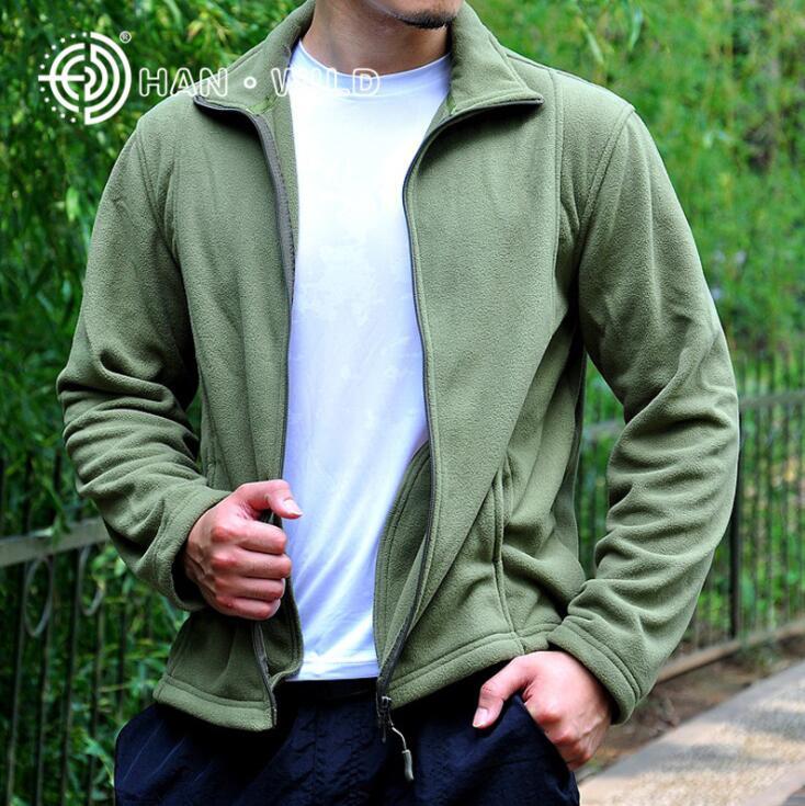 Men Hiking Jackets Coat Military Tactical Fleece Jacket Men Uniform Soft Shell Casual Jacket Men Thermal Army Clothing Sales